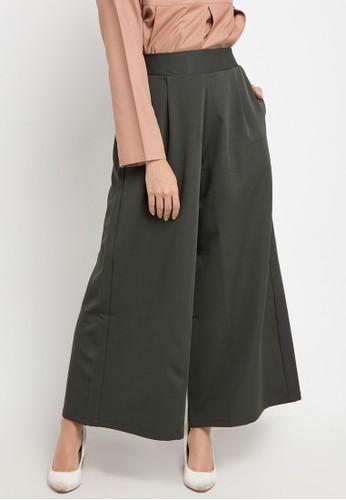 Indij grey Shava Pants 2A82BAAC2D64E6GS_1