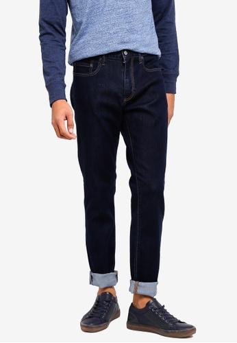 GAP blue Slim Soft Wear Jeans 9A848AA7E168BDGS_1