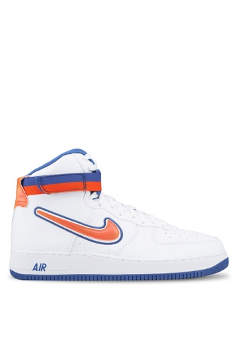 Nike white Nike Air Force 1 Sage Low Shoes E2646SH45D6F9AGS_1