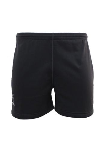 AMNIG AMNIG Rugby Player Shorts (Grey) AM133AA44JJRMY_1