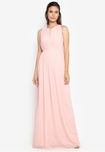 Tantease pink Sabina Dress B2772AA2E7AFC6GS_1