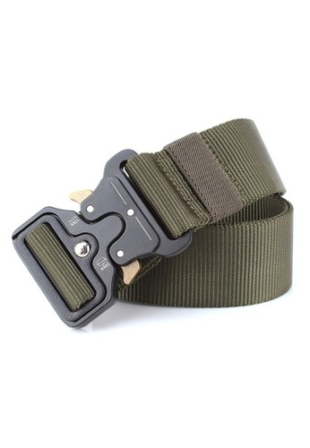 Hamlin green Rhodey Jhoseph Tali Ikat Pinggang Material Canvas Military Tactical Fast Unlocking 125cm ORIGINAL E5DC3AC8E322BCGS_1