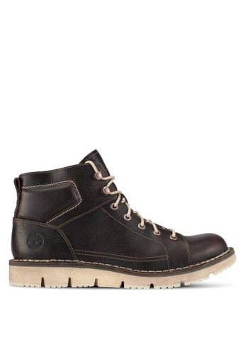 Timberland brown Westmore Lace To Toe Chukkas TI063SH0SJ84MY_1