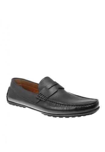 Sebago black Men's Casual Shoes Uner Penny 9F64CSH536C8D4GS_1