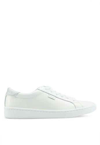 Keds white Ace Patent Sneakers A3E30SH404AA0CGS_1