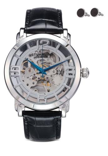 Sthrling  Shop Stuhrling Original Stuhrling Watch Set 165B2.331554.CF Online ...