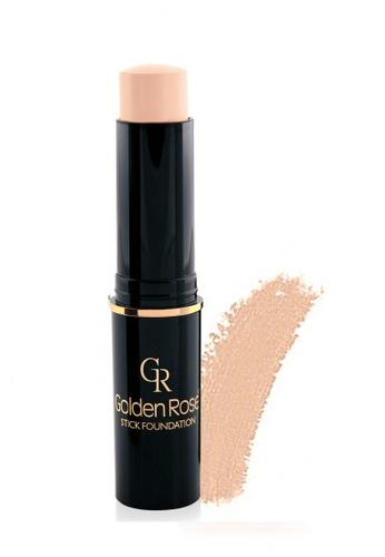 GOLDEN ROSE pink Stick Foundation - #3 GO743BE40DXZMY_1