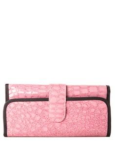 12Pieces Funky Makeup Brush Set (Pink)
