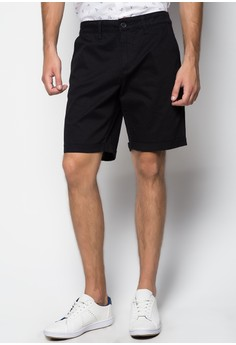 Casual Woven Shorts