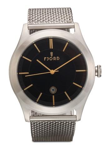 Christoffer 網眼帶手錶,zalora 男鞋 評價 錶類, 飾品配件