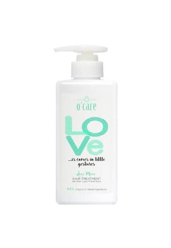 O'care O'CARE Love More Hair Treatment 500ml D1C5BBE1433EACGS_1