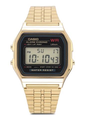 Casio gold Casio A159WGEA-1DF Watch 2ACA0AC88B14F1GS_1