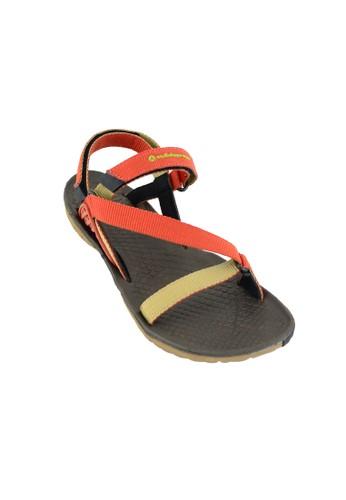 OUTDOOR FOOTWEAR Outdoor Theya Zx Brick Sandal Sports OU533SH41EVIID_1
