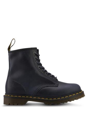 Dr. Martens navy Core Originals 1460 8 Eye Boots DR086SH0SX6DMY_1