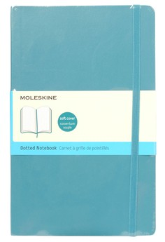 Large Dotted Notebook