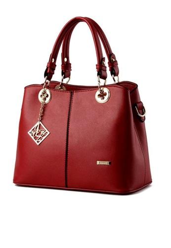 TCWK red Ladies Handbag TC258AC67GDGMY_1