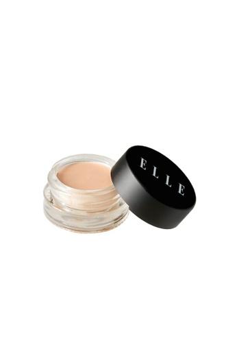 ELLE yellow and beige ELLE Makeup Cream Illuminator Honey Glow A176EBE4BCE3D6GS_1