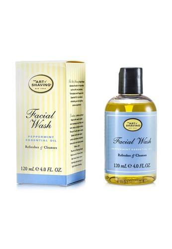 The Art Of Shaving THE ART OF SHAVING - Facial Wash - Peppermint Essential Oil (For Sensitive Skin) 120ml/4oz 773C6BEA1CE49DGS_1
