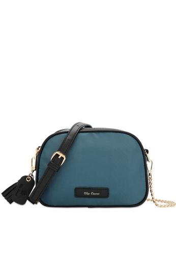 Wild Channel blue Women's Sling Bag / Shoulder Bag / Crossbody Bag 3157AAC1044823GS_1