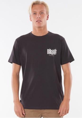 Rip Curl black Surf Heads Tee 306AAAA3254B89GS_1
