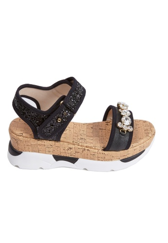 messe Blossom Jewel Sandals ME313SH48YFFHK_1