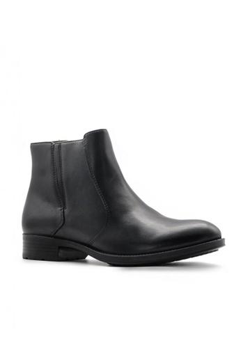 Hush Puppies black Women's Boots Quoarra 6C3C1SHFD9B245GS_1