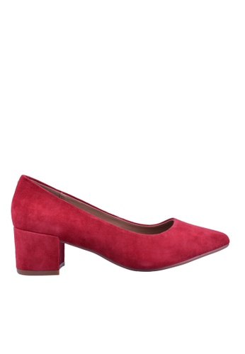 Hush Puppies red Hush Puppies Krystal In Red C0D72SH15DD254GS_1
