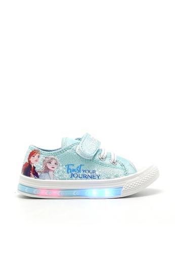 Frozen blue Frozen II Canvas Shoe D32ACKS095183EGS_1