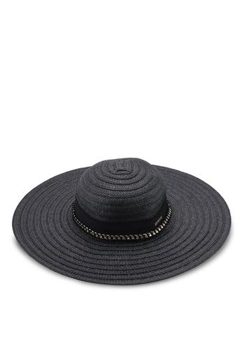 e29766762 Oversized Floppy Straw Hat
