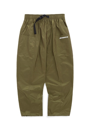 Twenty Eight Shoes Multi Pocket Reflective Tapered Cargo Pants 3025S20 6FA34AAE292F50GS_1