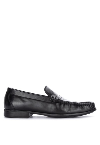 Alberto black Formal Mocassins 20C0DSHBACC0E1GS_1