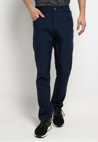 Columbia navy Outdoor Elements Stretch Pant 91628AA1E76906GS_1