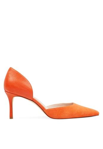 Nine West orange NWMOSSIEL d'Orsay Pumps DAC5ESH8485179GS_1