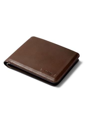 Bellroy brown Bellroy Hide & Seek Wallet LO (Premium Edition) - Darkwood 05663AC6C7773AGS_1