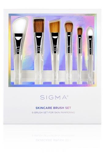 Sigma Beauty white Skin Care Brush Set 4867DBE3136CC5GS_1