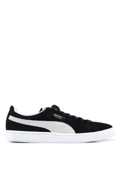 a6aa6469ed PUMA black Sportstyle Prime Suede Classic+ Shoes FACE1SHBCBA3B3GS 1