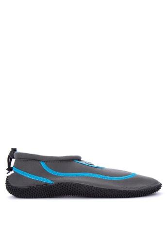 Reva grey Morphling Sandals FBDE4SH1608DFBGS_1