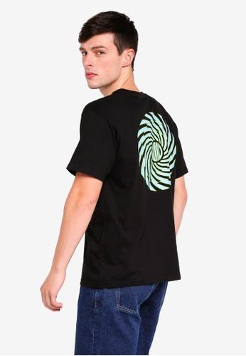 Factorie 黑色 Short Sleeve Graphic T Shirt EA0ACAA5B0A12AGS_1