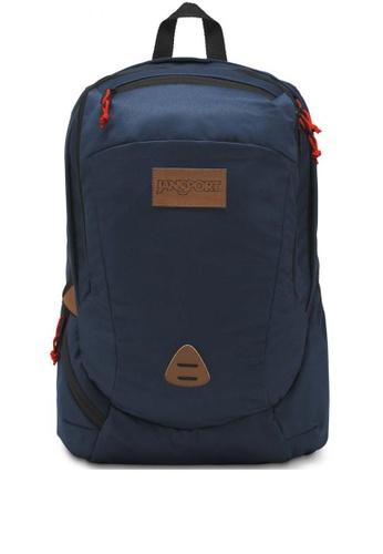 Jansport blue Wynwood Backpack 37733ACA050CD7GS_1