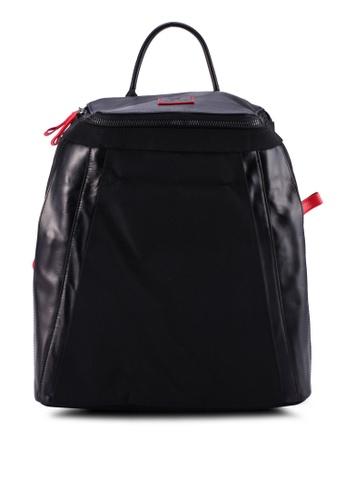 Playboy black Backpack 709F4ACAD99E89GS_1