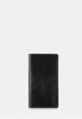 toffee black Leather Sleeve Wallet - iPhone 7 Plus & 8 Plus TO318AC92DTVSG_1
