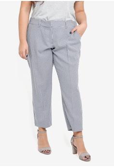 112a88f650da Dorothy Perkins navy Navy Ankle Grazer Trousers 0FE3EAAAE2192EGS 1