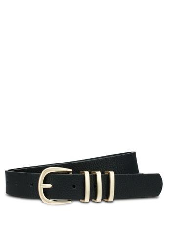 Pieces black Lea Jeans Belt 05EA8AC6CBE0E2GS_1