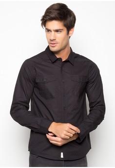 Basic Button Down Longsleeve Shirt