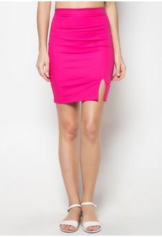 Fria Slit Skirt