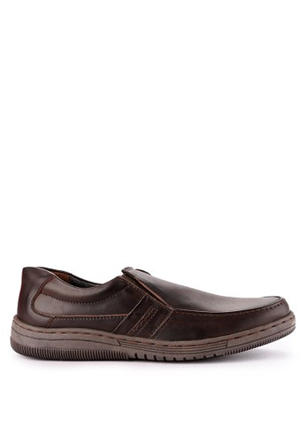 Watchout! Shoes brown Loafer Shoes EB5D2SH59CD06CGS_1