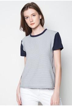 Textured Romper Dress