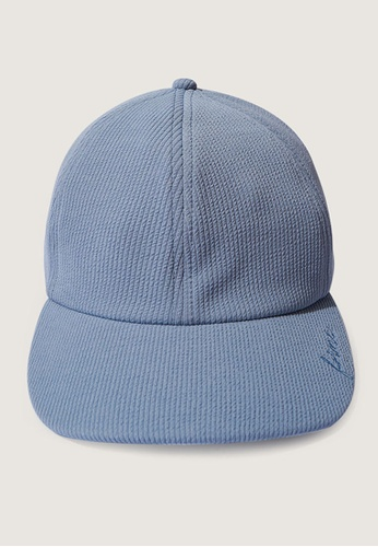 ForMe blue Embroidered Logo Cap 60959ACB181576GS_1