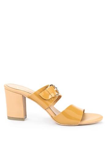 Mandy's orange Mandys Iviona Apricot Heels 2D095SH7CC104AGS_1