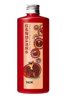Naruko Pomegranate Reviving Energy Toner 250ml Free 1x Tea Tree Clay Mask & Cleanser In 1 20g